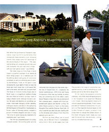 Hamptons Magazine article